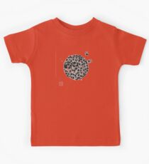 Swarm of Honey Bees Kids Tee