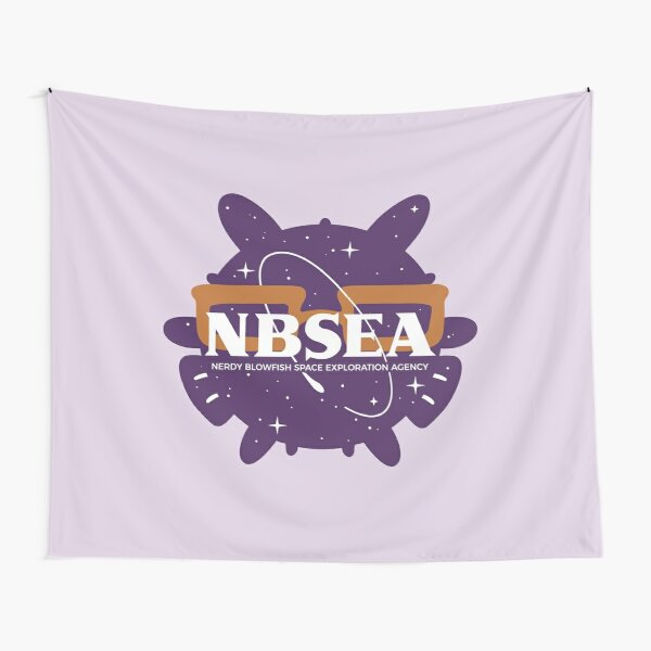 NBSEA Logo Tapestry