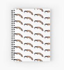 Cuaderno de espiral Leopardo Gecko