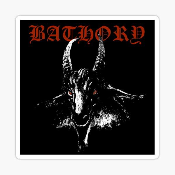 Bathory Goat Sticker