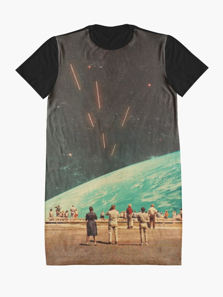 Alternate view of The Others Graphic T-Shirt Dress