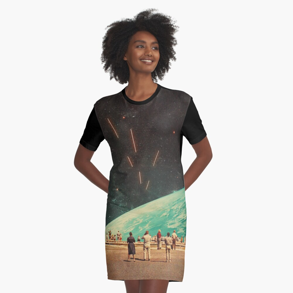 The Others Graphic T-Shirt Dress