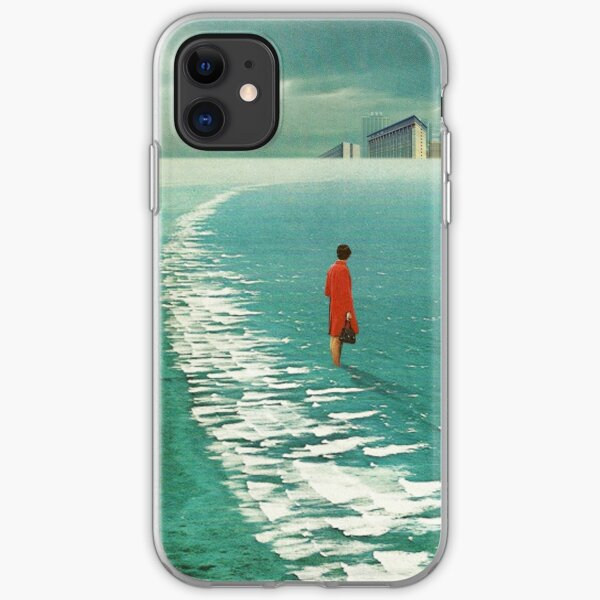 Waiting For The Cities To Fade Out iPhone Soft Case