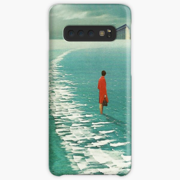 Waiting For The Cities To Fade Out Samsung Galaxy Snap Case