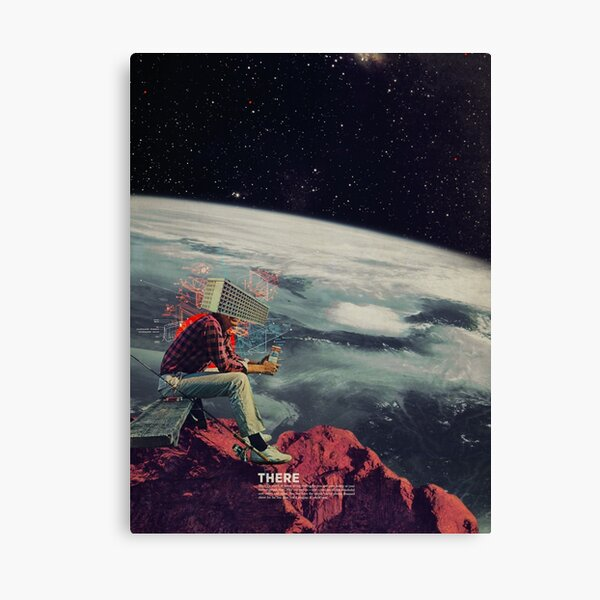 Figuring Out Ways To Escape Canvas Print