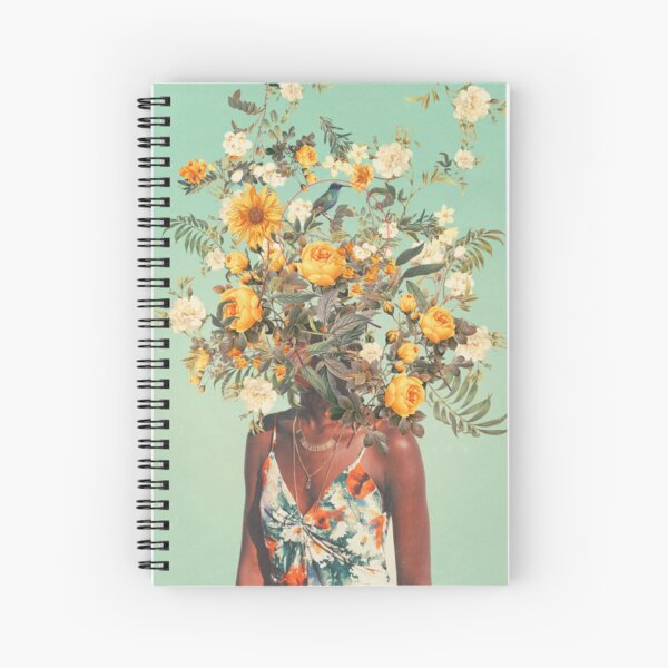You Loved me a Thousand Summers ago Spiral Notebook
