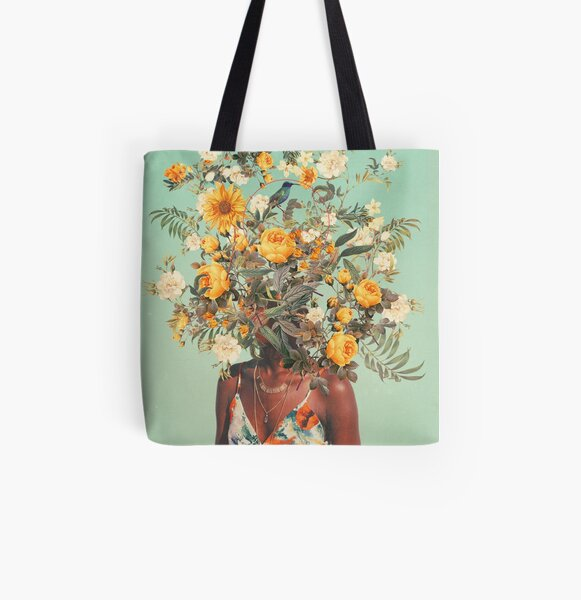 You Loved me a Thousand Summers ago All Over Print Tote Bag