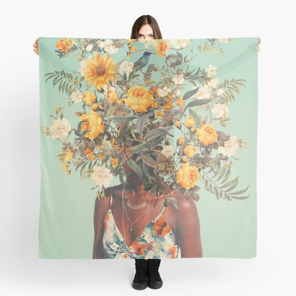 You Loved me a Thousand Summers ago Scarf