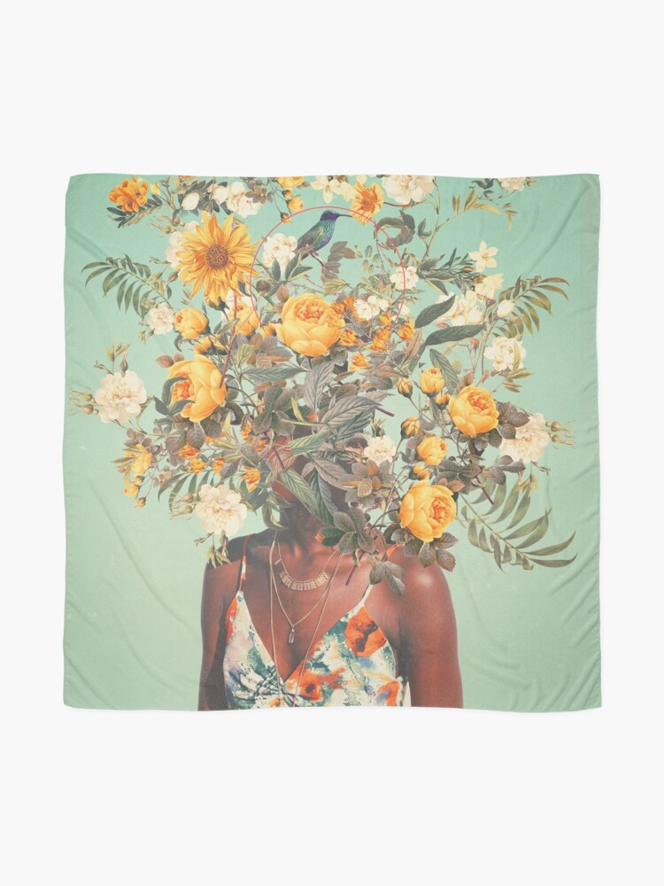 Alternate view of You Loved me a Thousand Summers ago Scarf