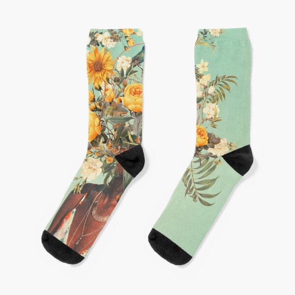 You Loved me a Thousand Summers ago Socks