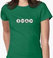 To Infinity and... Women's Fitted T-Shirt