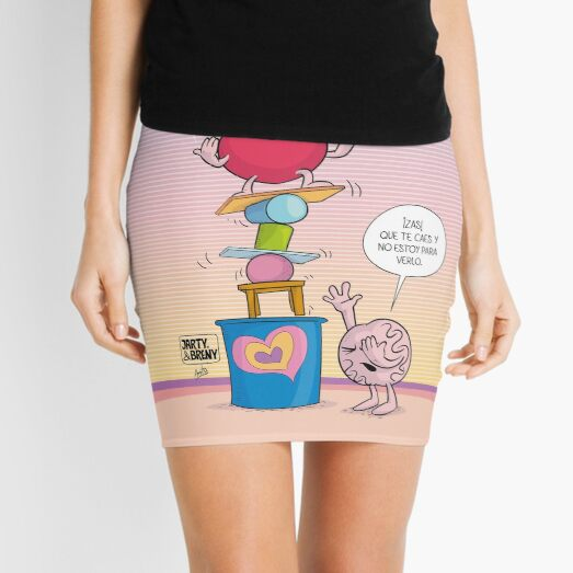 J&B - Equilibrista Minifalda