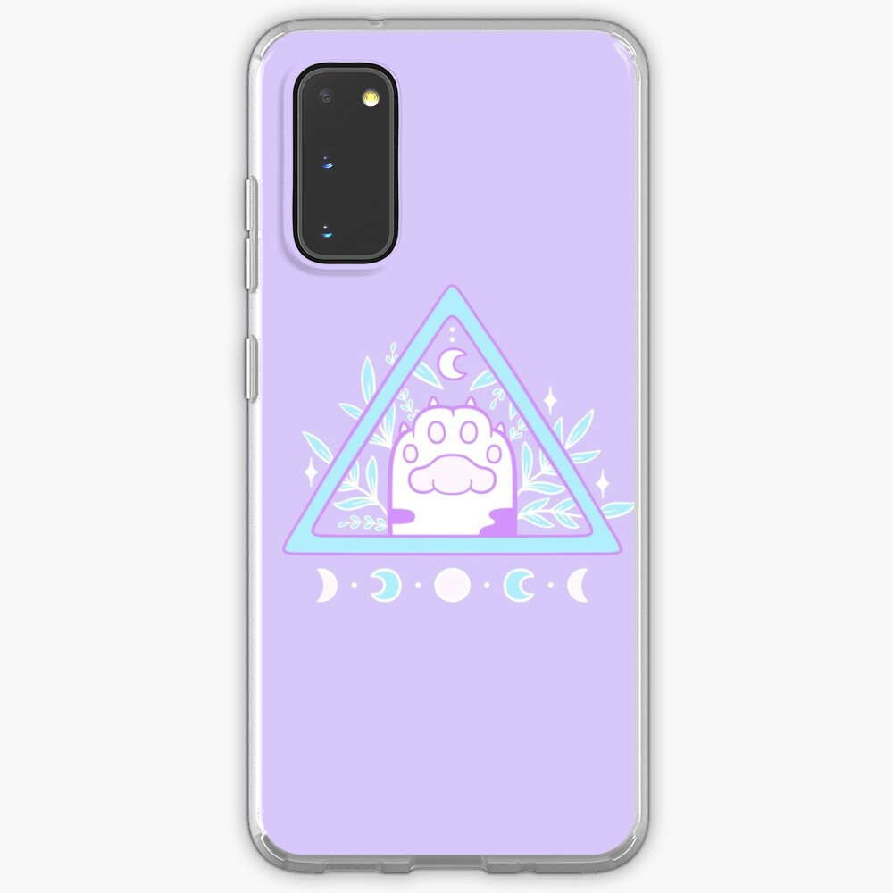 Witchy Cat Paw 01 Case & Skin for Samsung Galaxy