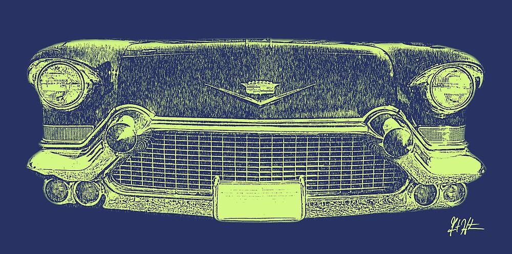 Cadillac Grill by ghartman12
