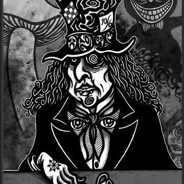 The MAD HATTER by bruze