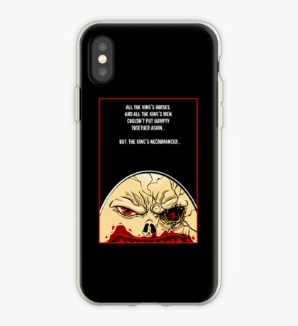 Dumpty of the Dead iPhone Case