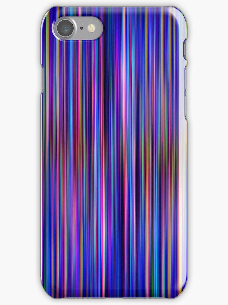 Aberration [iPhone / iPad / iPod Case] by Damienne Bingham