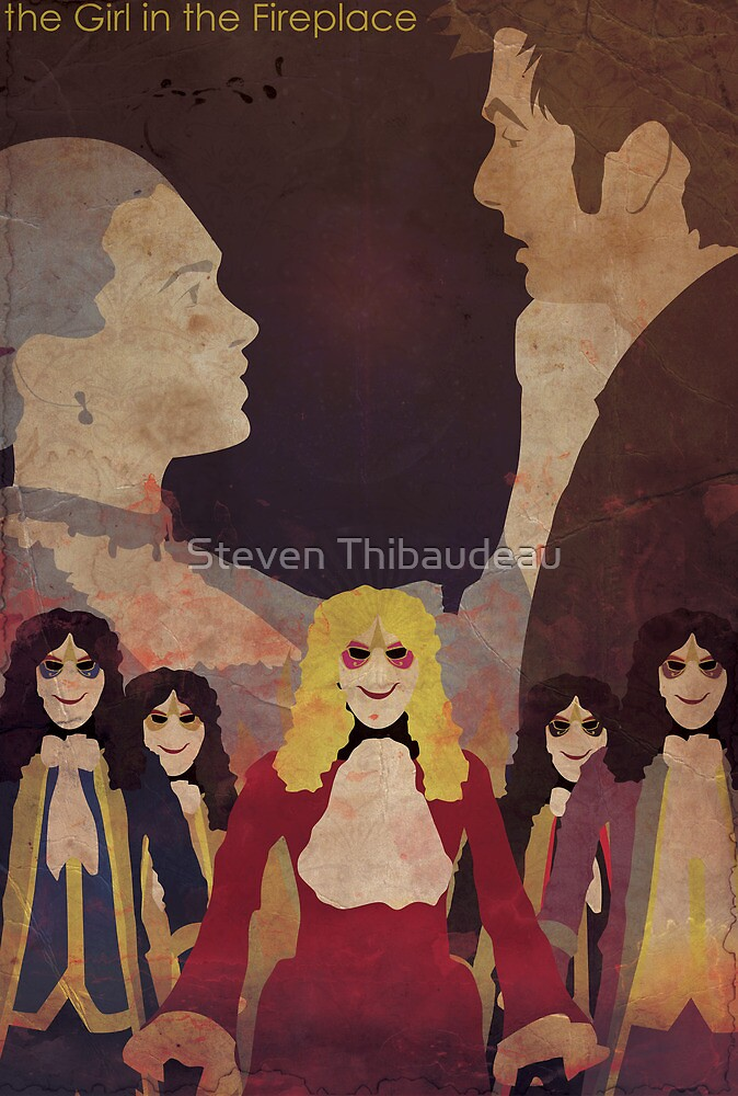 Doctor Who 171 The Girl in the Fireplace by Steven Thibaudeau