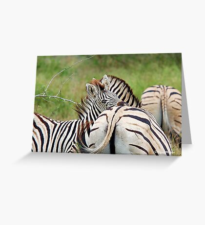 I LOVE YOU SO MUCH MUM! Greeting Card