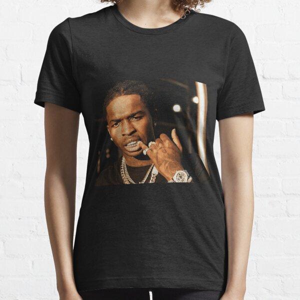 T-shirt Pop Smoke T-shirt essentiel