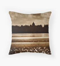 Olympia Icons Throw Pillow