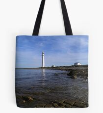 Point Lowly Lighthouse, Upper Spencer Gulf, South Australia Tote Bag
