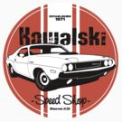 Kowalski Speed Shop by superiorgraphix