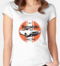 Kowalski Speed Shop Women's Fitted Scoop T-Shirt