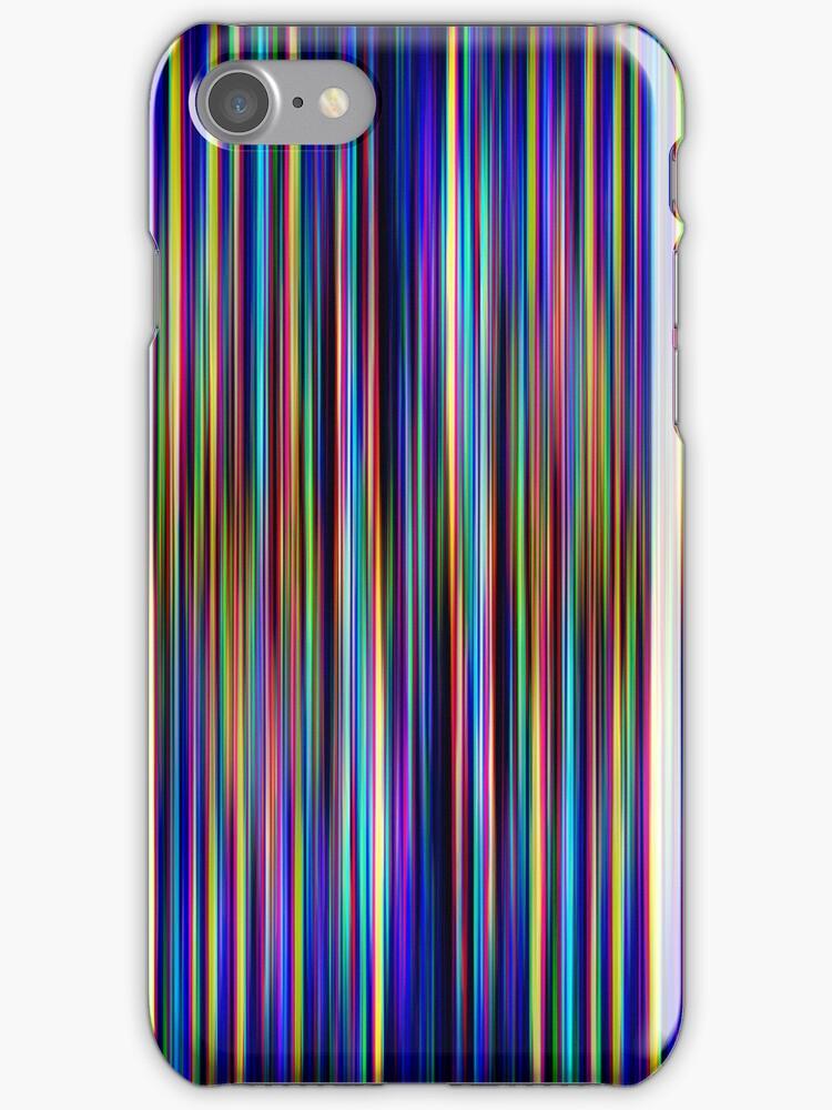 Aberration III [iPhone / iPad / iPod case] by Damienne Bingham