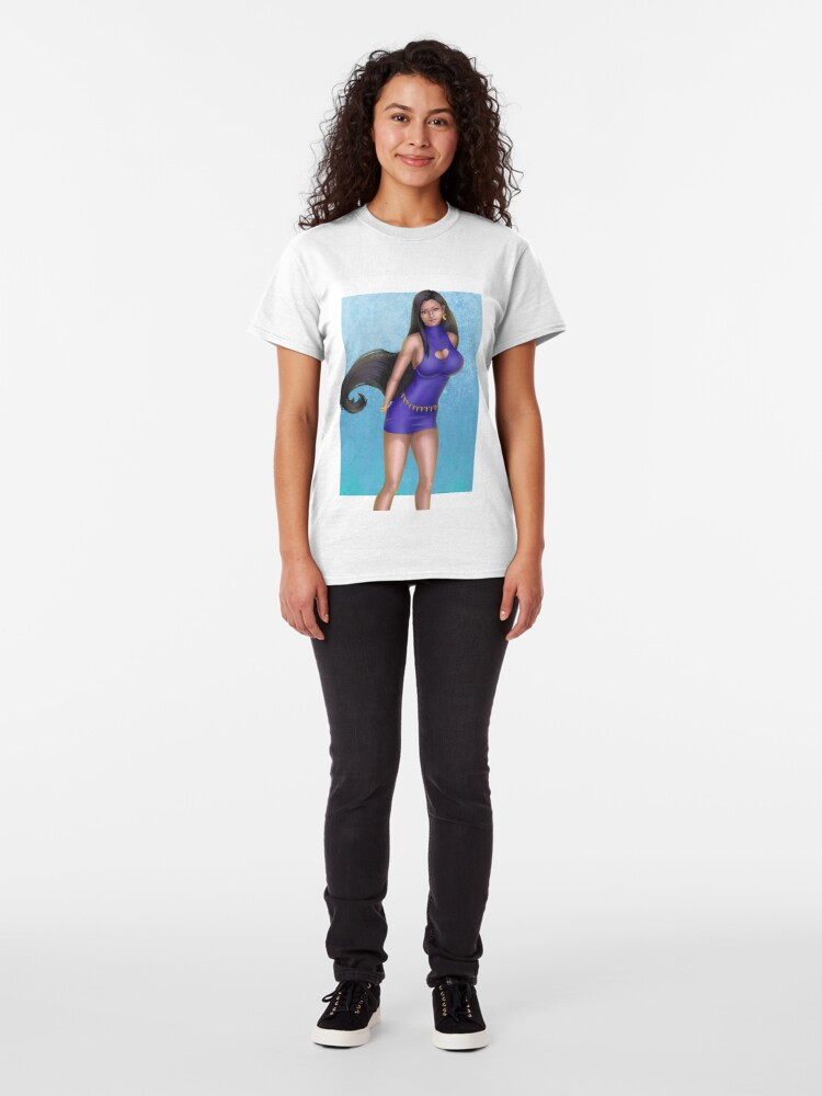 Alternate view of Blue Dress Classic T-Shirt