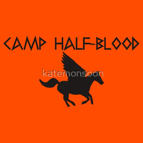 TShirtGifter presents: Camp Half-Blood