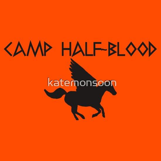 TShirtGifter presents: Camp Half-Blood