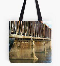 Bridging the Fraser River Tote Bag
