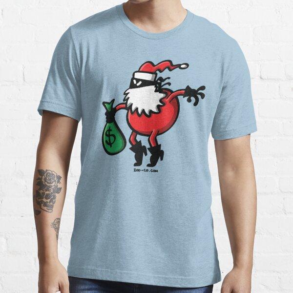 Santa Claus or Thief? Essential T-Shirt