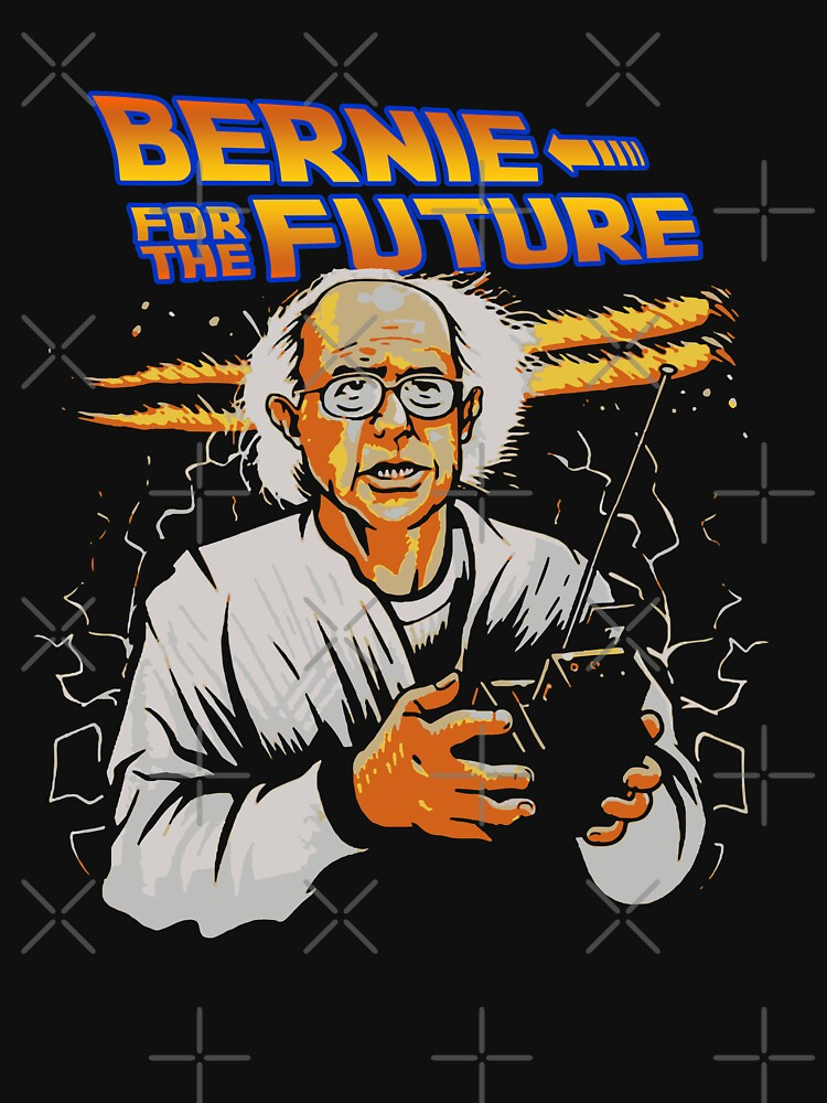 Bernie For The Future | Unisex T-Shirt