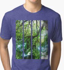 Heavenly Tree Tri-blend T-Shirt