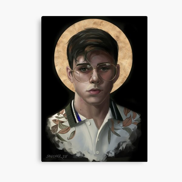 Holy Joey Canvas Print
