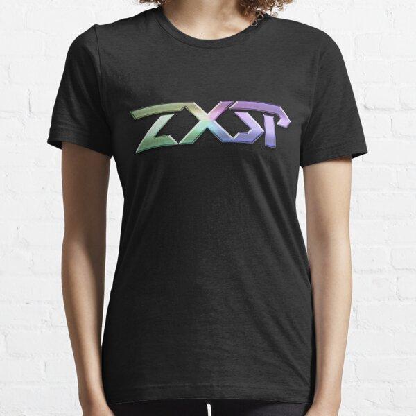 ZXSP Titanium logo T-shirt Essential T-Shirt