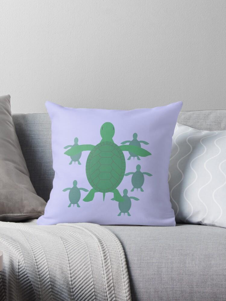 Swimming turtles by DerBen