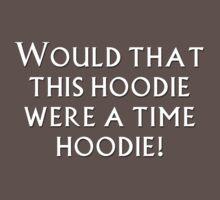 Time Hoodie!
