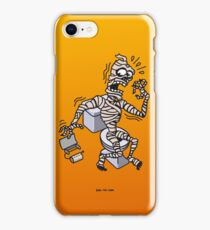 Mummy's Nightmare iPhone Case/Skin