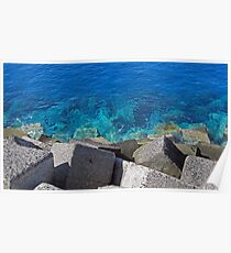Sea Defence Poster