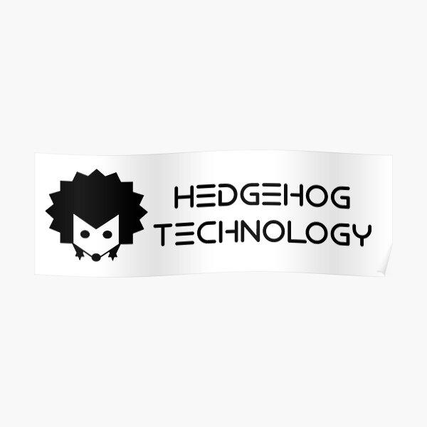 Hedgehog Technology Poster
