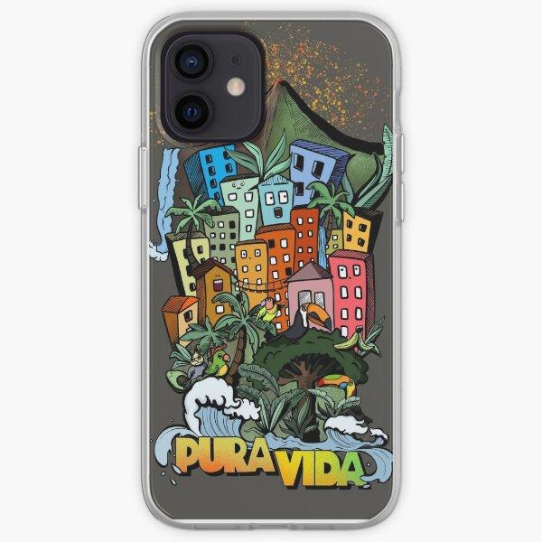 Costa Rica 2 iPhone Soft Case