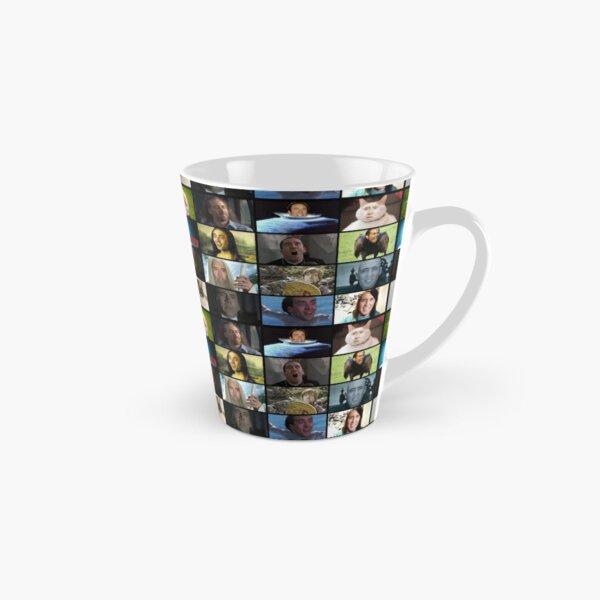Nicolas Cage Rage Memes Tall Mug
