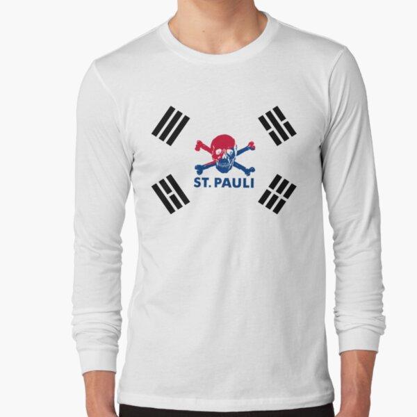 FC St Pauli Fanclub Korea Long Sleeve T-Shirt