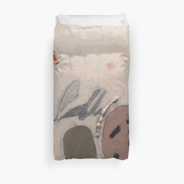 THREE MARKS OF EXISTANCE Duvet Cover