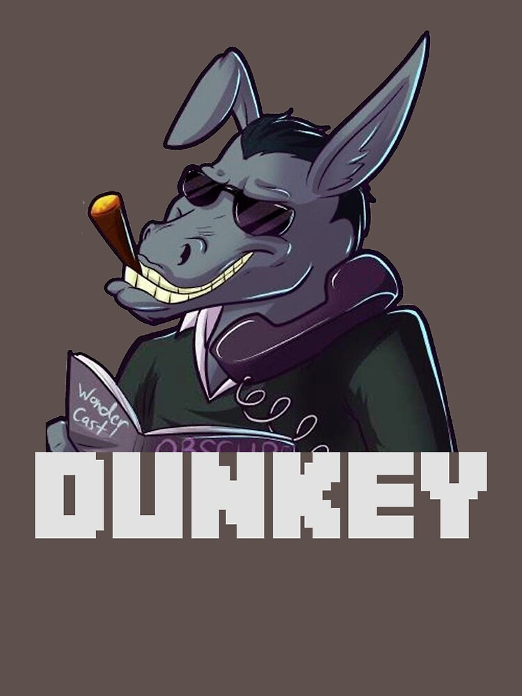 Dunkey - League of Legends | Unisex T-Shirt