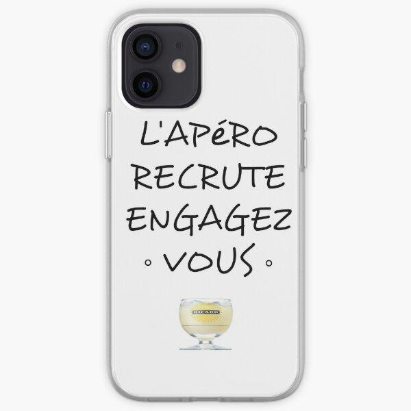 T-Shirt Ricard Coque souple iPhone