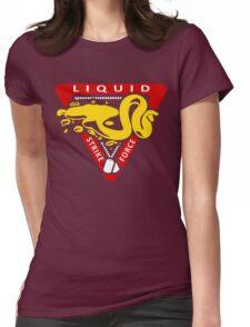 Liquid Strike Force Metal Gear Online The Phantom Pain  Womens Fitted T-Shirt